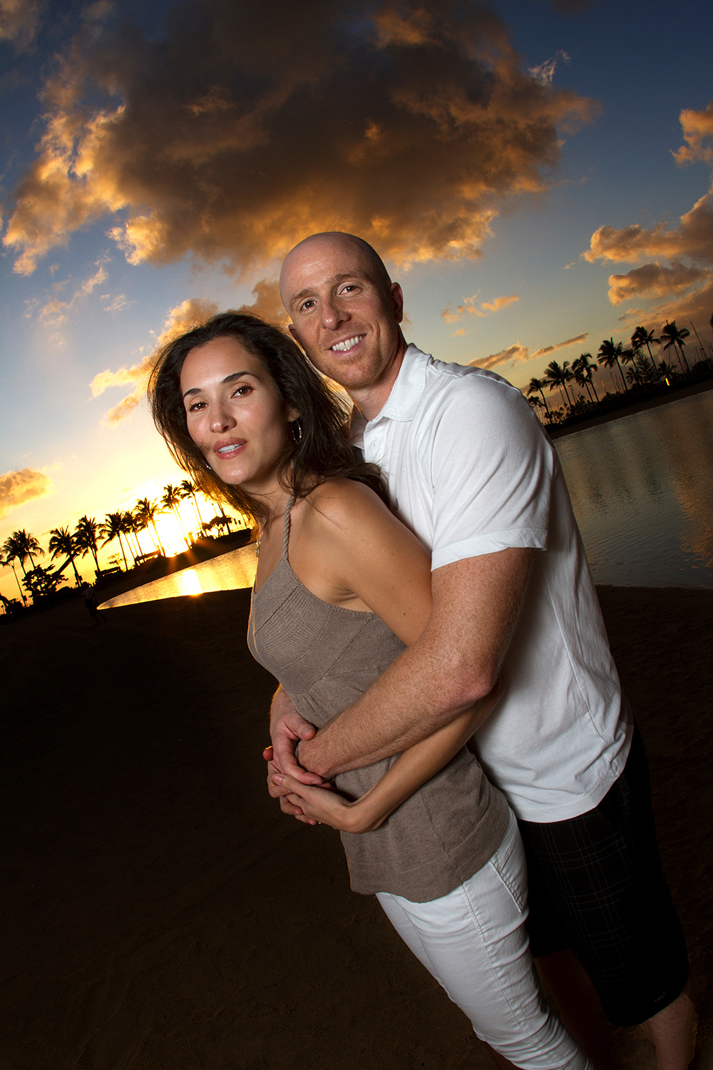 Hilton Hawaiian Village portraits