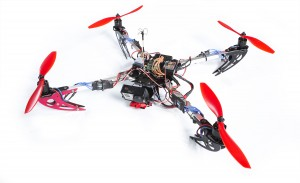 Quad I built from hobby king