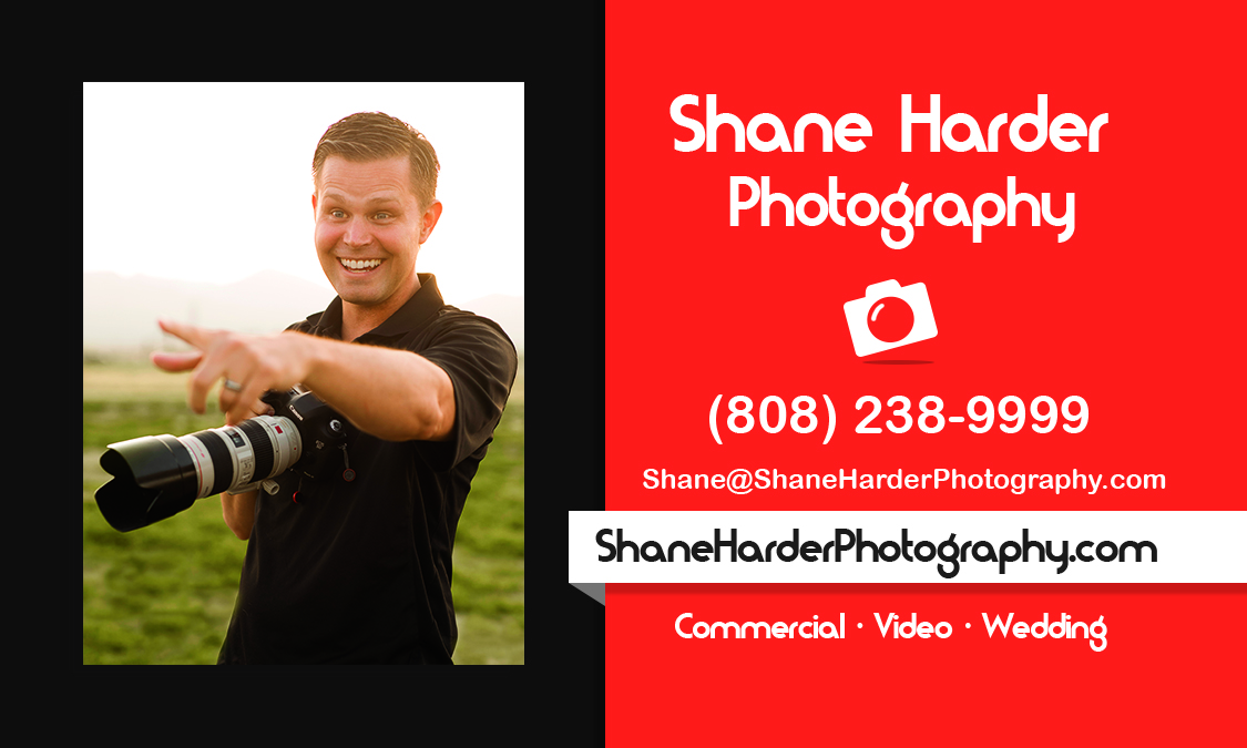 Photography-Business Card-Front