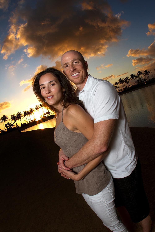 Hilton Hawaiian Village portraits