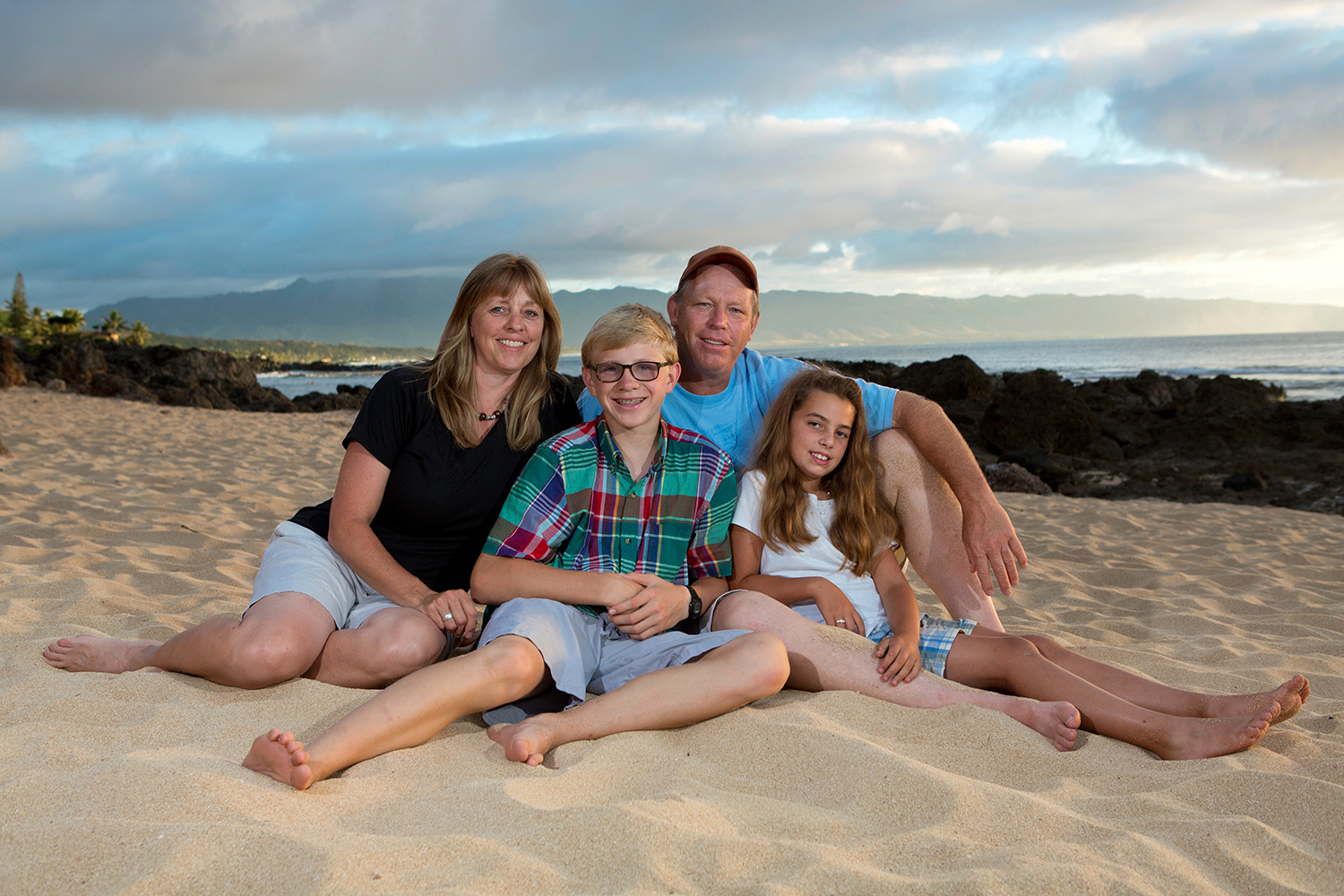 Sharks Cove Family Portraits