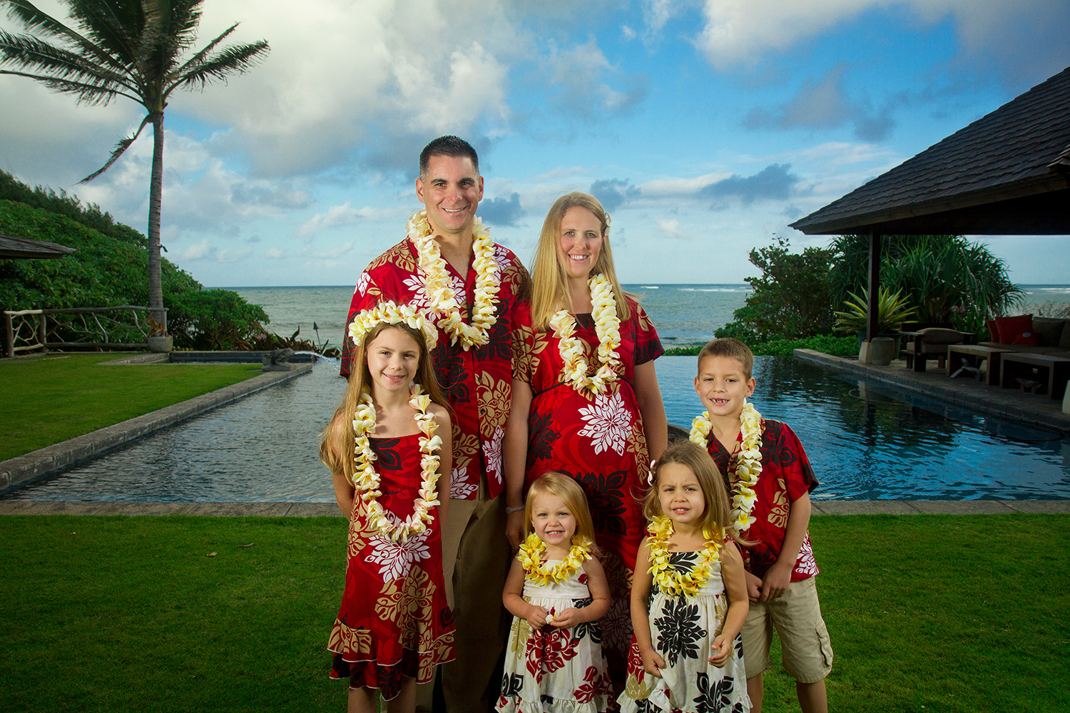 Windward Oahu Family Portraits