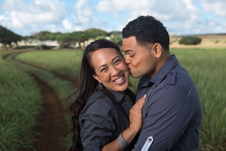 Jamie & Dodge Engagement Portraits