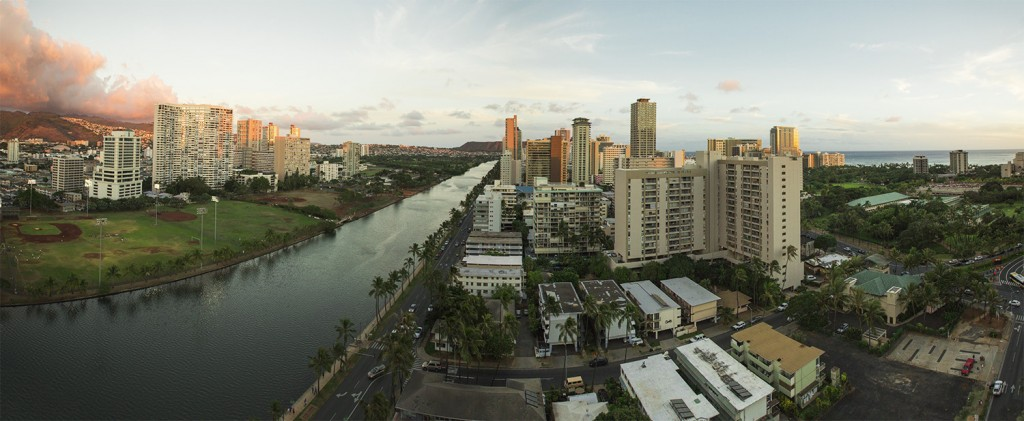 Hawaiian Monarch Hotel, Shane Harder Photography