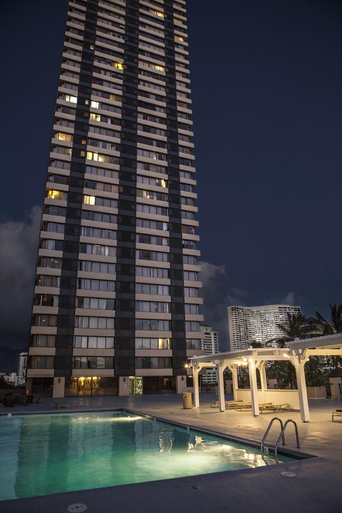 Hawaiian Monarch Hotel, real estate photography.