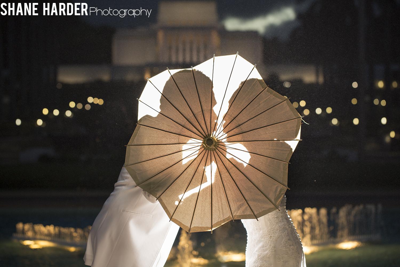 best Laie Temple Wedding Photos