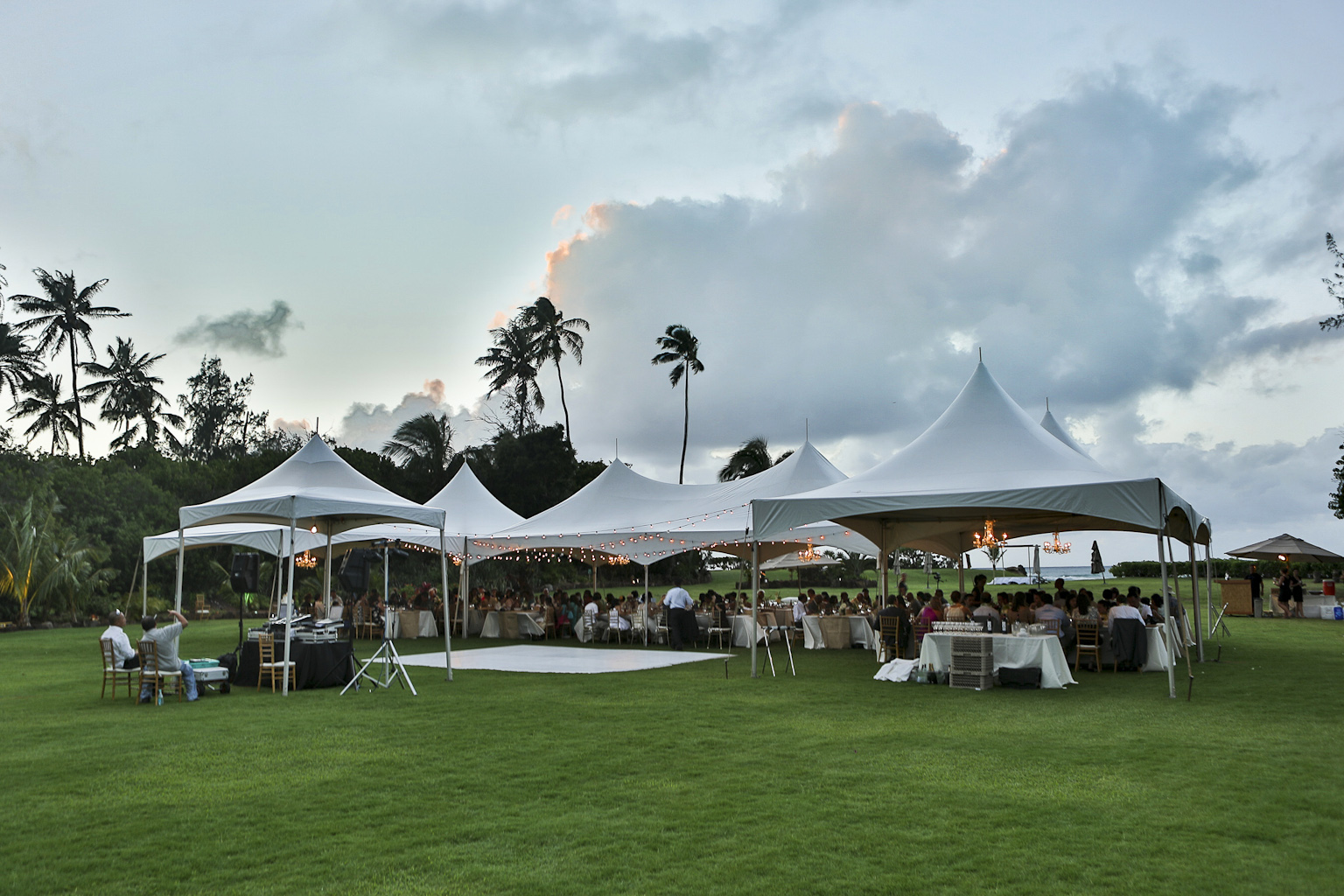 wedding venue, North Shore Oahu